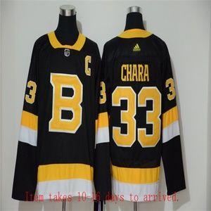 Boston Bruins Zdeno Chara Jersey